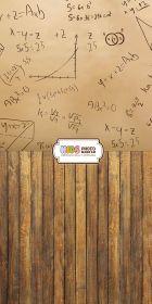 """Фон """"School №4"""" 3x1,5 (3,5x1,5 м)"""