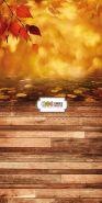 """Фон """"Autumn №1"""" 3x1,5"""
